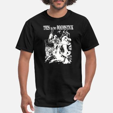 Dark Army Army of darkness - This is my boomstick - Men's T-Shirt