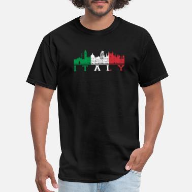 ce6f0e4e Italian Spiderman Italian - Italian - I Love Italy - Men's T