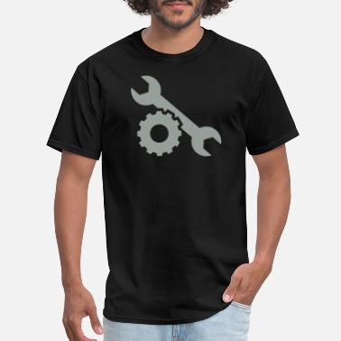 Wrench Screw wrench - Men's T-Shirt