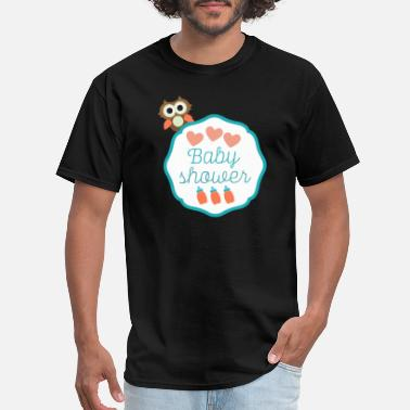 Baby-shower Baby Shower - Men's T-Shirt