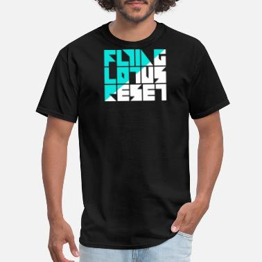Flying FLying Lotus Music Legend Electronic Hip Hop - Men's T-Shirt