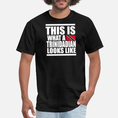 Trinidad And Tobago Logo - this is what trinidadian looks trinidad - Men's T-Shirt