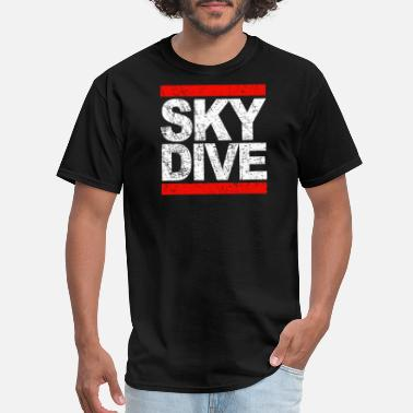 Skydive Dad Skydiving - skydive - Men's T-Shirt