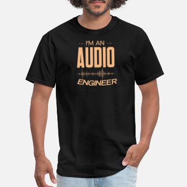 Sound Sound Engineer - Men's T-Shirt