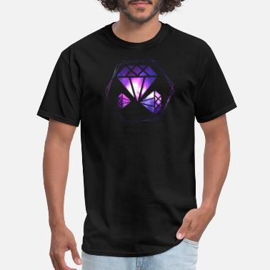 Galaxy Diamond Diamond Galaxy - Men's T-Shirt