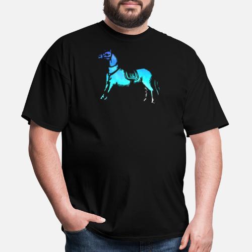 Galaxy Horse Men S T Shirt Spreadshirt