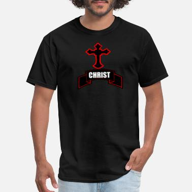 The Blood Of Christ CHRIST - Men's T-Shirt
