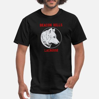 Beacon Hills Beacon Hills Wolves - Men's T-Shirt