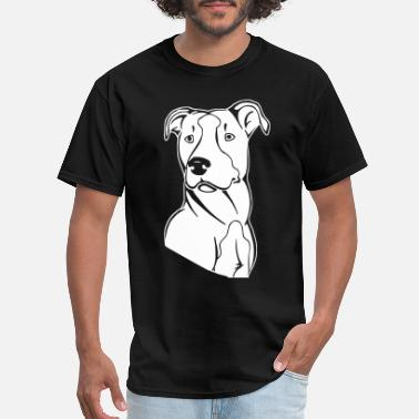 Dogo Dog - Men's T-Shirt