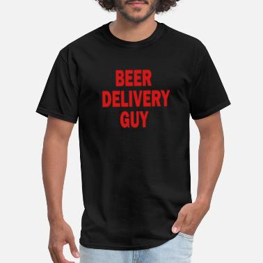 Delivery Beer Delivery Guy - Men's T-Shirt