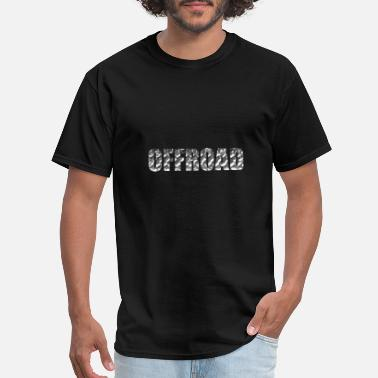 Offroad Vehicles Offroad - Men's T-Shirt