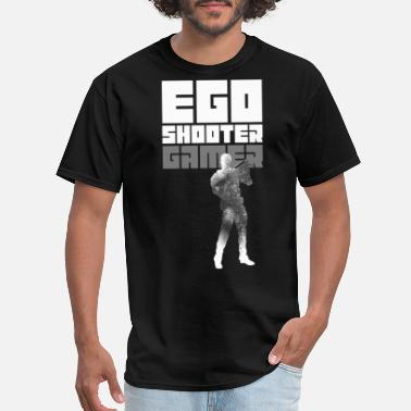Ego Shooter Game Ego Shooter Gamer 2reborn - Men's T-Shirt