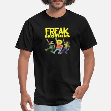 Freak Freak Brothers - Men's T-Shirt
