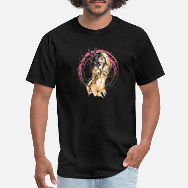 Girl Sexy girl - Men's T-Shirt