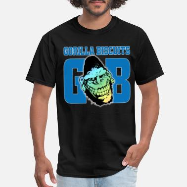 Gorilla Gym gorilla biscuit 100 - Men's T-Shirt