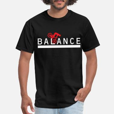 Balance Bike Bike Balance - Men's T-Shirt