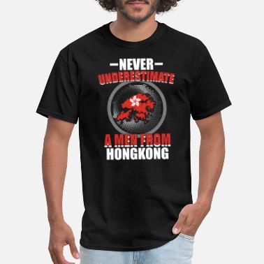 Hong Kong Hong Kong - Men's T-Shirt