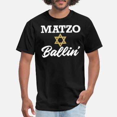 David Matzo Ballin' - Men's T-Shirt