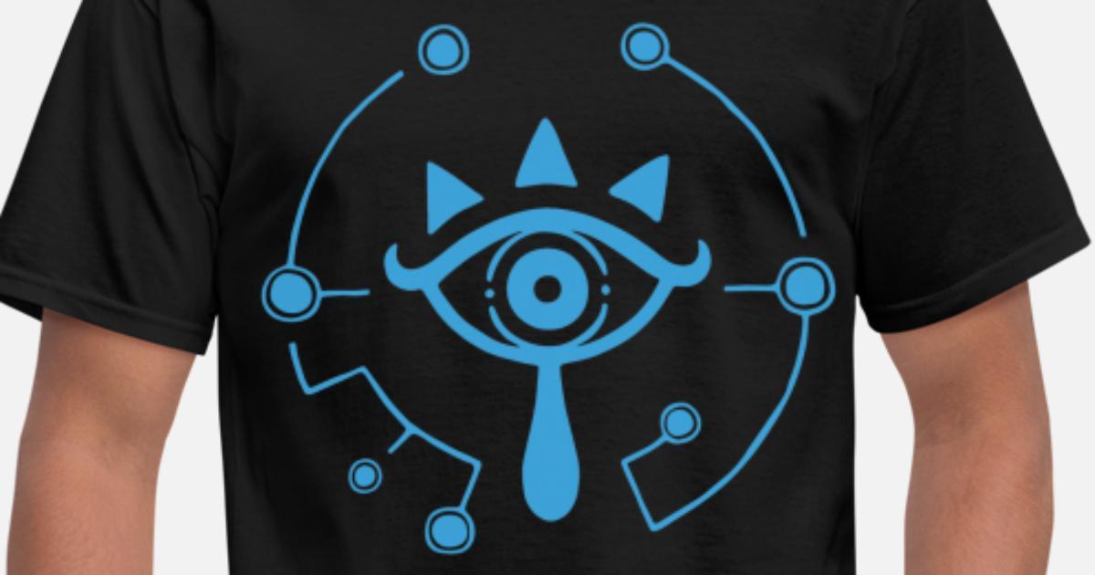 Zelda Breath Of The Wild Sheikah Eye Illuminate Men S T