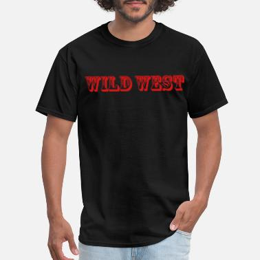 Wild West Wild West - Men's T-Shirt