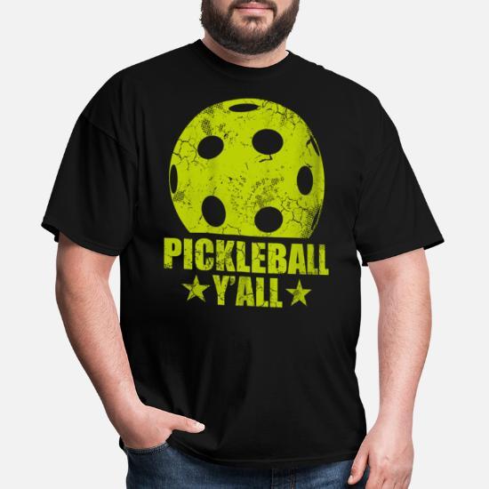 Pickleball T-shirt Funny Pickleball Hashtag #pickleball Tee Shirt