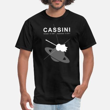Cassini Mission Cassini–Huygens Spacecraft September 15.2017 - Men's T-Shirt