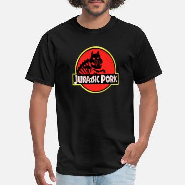 Pork Jurassic Pork - Men's T-Shirt