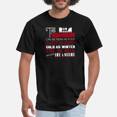Fuck Soldiers Loyal Like A Soldier T Shirt - Men's T-Shirt