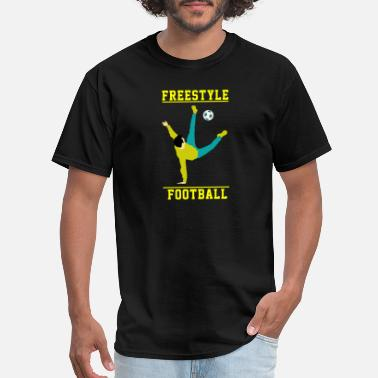 Freestyle freestyle football sport event gift idea - Men's T-Shirt