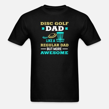 074ee4242 Awesome Disc Golf Dad Design Men's Premium T-Shirt | Spreadshirt