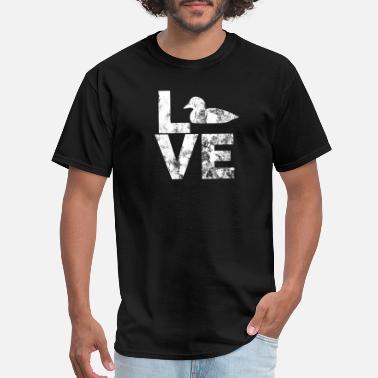 65faf95a87e62 Shop Duck Love T-Shirts online | Spreadshirt
