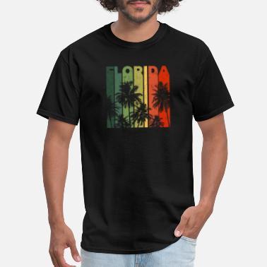 Florida Beach Vintage Vacation Merchandise Men 39 S