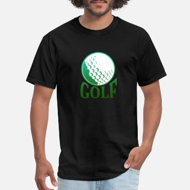 Golf Shoes Golf - Men's T-Shirt