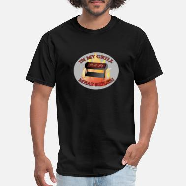 Red Meat Grill The Meat - Men's T-Shirt