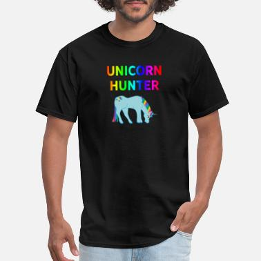 Unicorn-hunter Unicorn Hunter - Men's T-Shirt