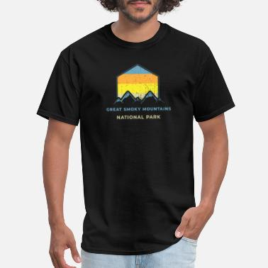 Great Smoky Mountains Great Smoky Mountains National Park Shirt - Men's T-Shirt