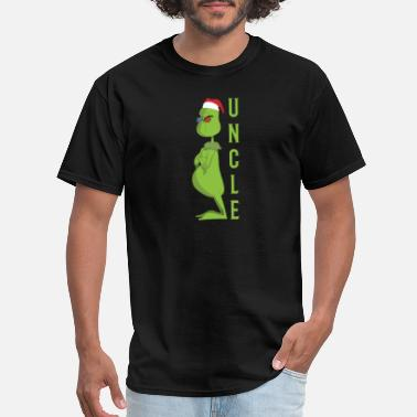 0c0f750c The Grinch Grinch t shirt gift for uncle christmas - Men's T