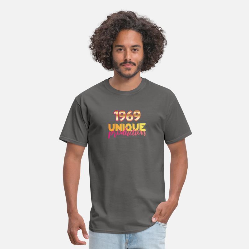 Mens T Shirtcool 50th Birthday Round Gift