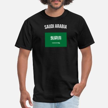 Arabia Saudi Arabia - Men's T-Shirt