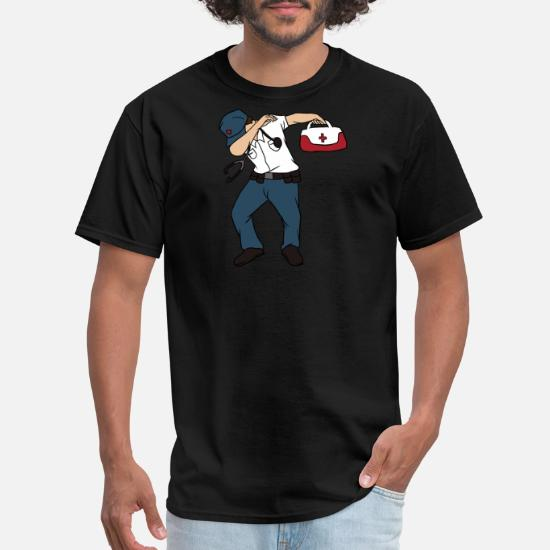 ff083193 Front. Front. Back. Back. Design. Front. Front. Back. Design. Front. Front.  Back. Back. Hip Hop T-Shirts - Dabbing Paramedic T-Shirt - Funny Medical  Tech ...