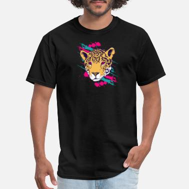Jaguar Cat jBig Cats - Jaguar - Men's T-Shirt