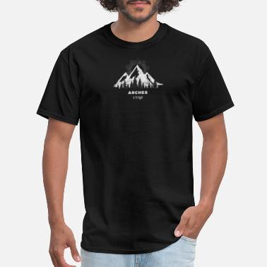Arch City Apparel Arches National Park - Men's T-Shirt