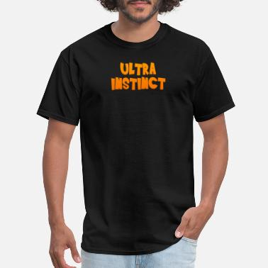 Instinctive Ultra Instinct - Instinct - Total Basics - Men's T-Shirt