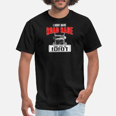 Rage ROAD RAGE - Men's T-Shirt