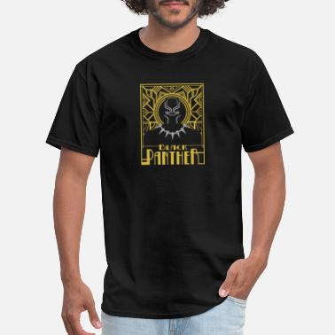 Marvel Black Panther Black Panther Art - Men's T-Shirt