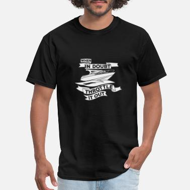 Motorboat motorboat - Men's T-Shirt