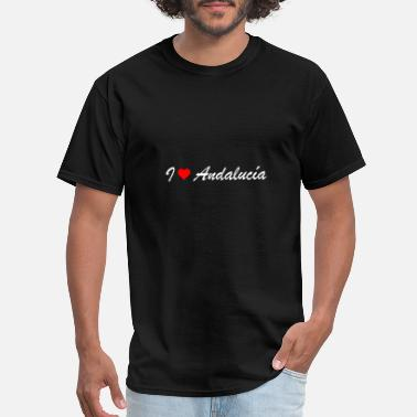 Cadiz Andalusia - Men's T-Shirt
