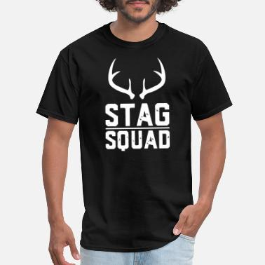 Squad Stag Squad - Men's T-Shirt