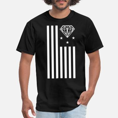 Diamond Mickey Illuminati Hands Dope Men's T Shirt