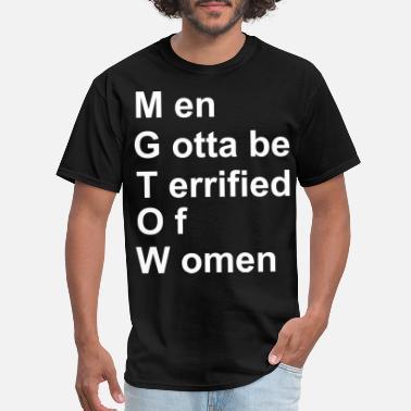 697e6a18 Funny Marathon Slogan MGTOW Funny Slogan - Men's T-Shirt